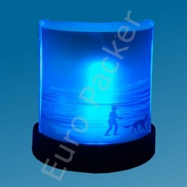 Blue Deco vliegenlamp