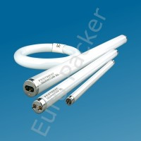 Breukvrije Blacklight Lamp - tube 14 Watt 53 cm