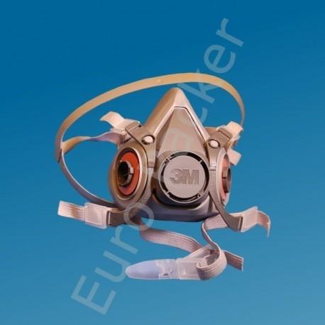 Halfgelaatsmasker incl. filters