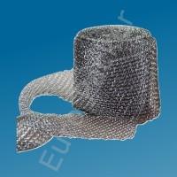 NetNox ventilerend RVS-316 afdichtingsnet