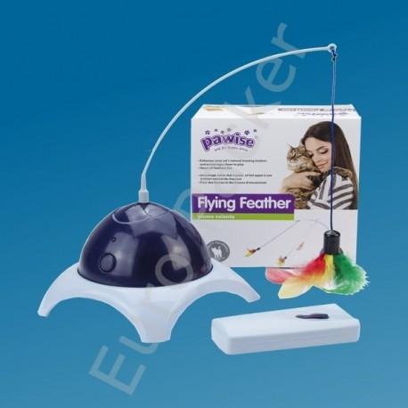 Flying Feather - het zwevend veertje