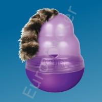 KONG Cat Wobbler - het wiebelige kattenspeeltje met traktatie